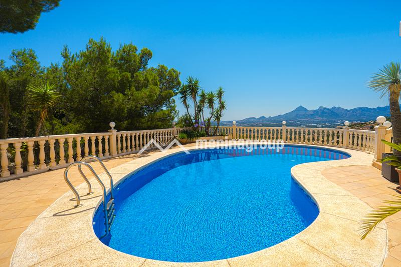 reale state photography costa blanca - Holiday Altea - A Hills 220620 -12