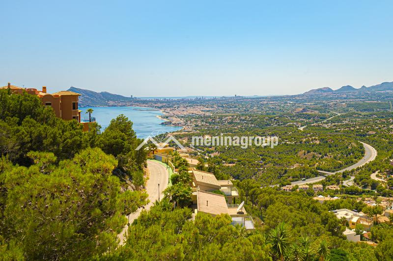 reale state photography costa blanca - Holiday Altea - A Hills 220620 -19